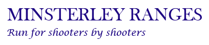 Minsterley Ranges - Run By Shooters For Shooters